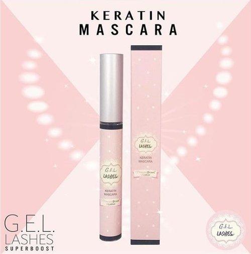 Keratin+Mascara